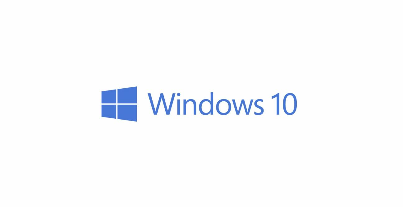 Windows 10 logo white