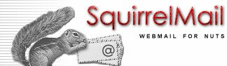 squirrel mail logo
