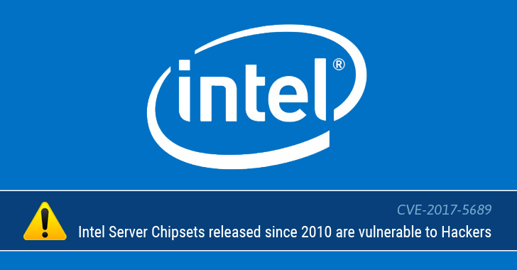 intel server chipsets management engine